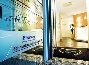 Dentist Frankfurt P. Tomovic